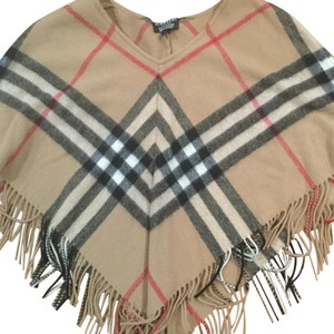 Burberry Wrap Scarf Cape