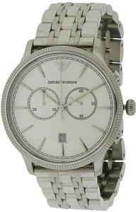 Emporio Armani Emporio Armani Classic Stainless Steel Mens Watch AR1796