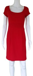 Banana Republic Wool Sheath Office Dress