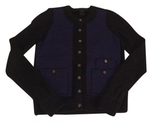 Marc by Marc Jacobs Royal Metal Buttons Front Pockets Cardigan