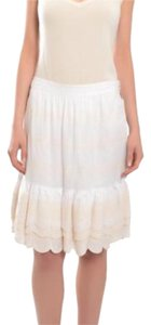 Tory Burch Skirt Off White