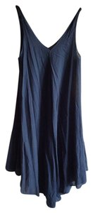 Navy blue Maxi Dress by Other