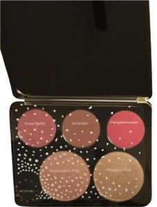 becca cosmetics becca x jaclyn hill champagne pop prosecco blush face palette new