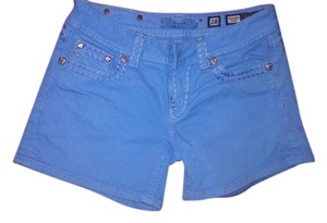 Miss Me Mini/Short Shorts Light blue