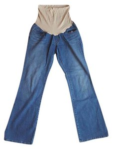 Motherhood Maternity Indigo Maternity Jeans