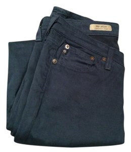 AG Adriano Goldschmied Jeans Jeans With Stretch The Stilt Colored Jeans Skinny Pants Sea Soaked Peacock