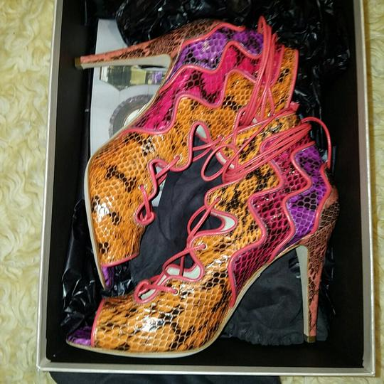 Brian Atwood Multi Sandals Image 4