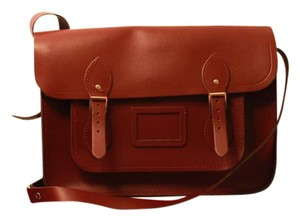 The Cambridge Satchel Company Wine red Messenger Bag