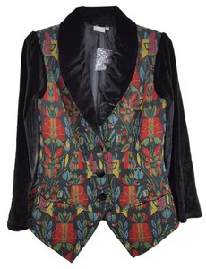 Eshakti Sz 16 Sz 16 Sz Xl Sz Xl MULTI-COLORED - BLACK Blazer