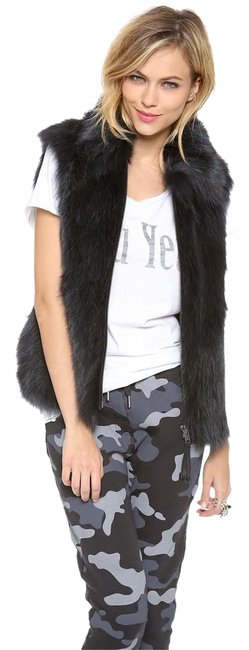 Preload https://img-static.tradesy.com/item/20741414/black-charcoal-lola-fur-vest-size-2-xs-0-2-650-650.jpg