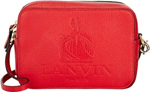 Lanvin Camera Logo Cross Body Bag