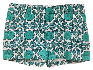 Vineyard Vines Mini/Short Shorts Blue, Green, White