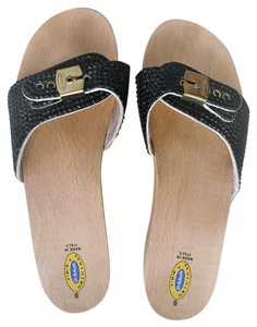 5032ac4766c4 Black Dr. Scholl s Sandals - Up to 90% off at Tradesy