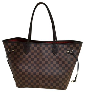 Louis Vuitton Tote in Brown/Black