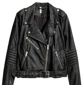 Other Zippers Moto Belted Biker Steampunk Motorcycle Jacket