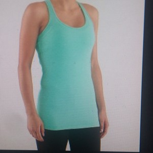 Lululemon Cool Racerback Tank Long