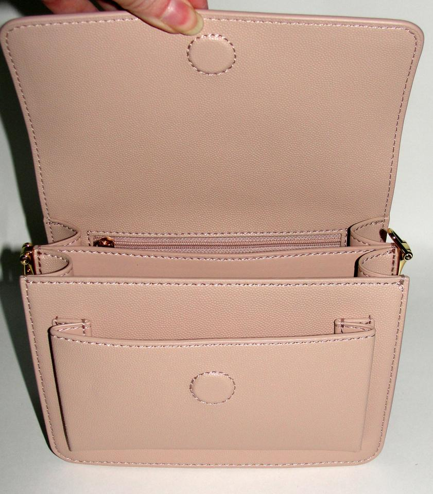 Charles Keith With Removable Chain Strap Blush Pink Pu Cross Body Ampamp Mini Messenger 1234567891011