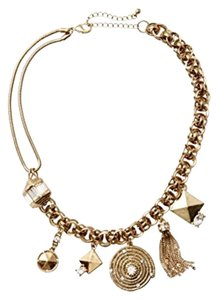 Erickson Beamon NWT-Erickson-Beamon-Rocks-Helen-of-Troy charm-Necklace