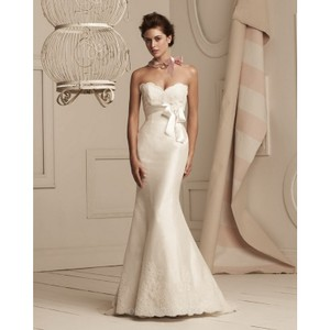 Paloma Blanca 3854 Wedding Dress