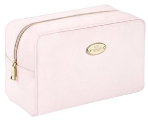 Coach COACH NEW YORK LIGHT PINK TOILETRY POUCH COSMETIC CASE LADIES