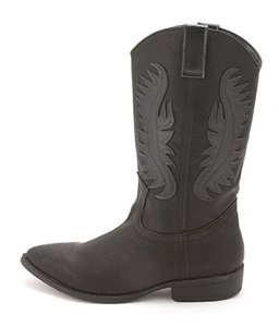 Rampage Cowboy Winter Texas black Boots