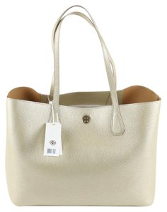 Tory Burch Tote in Gold