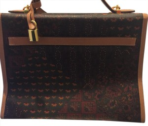 Escada Satchel in Paisley