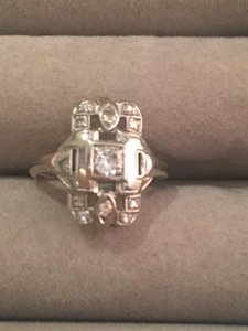 Other 1920s antique diamond coctail ring