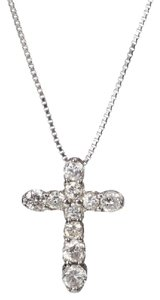 Other PT900 Platinum Diamonds Necklace