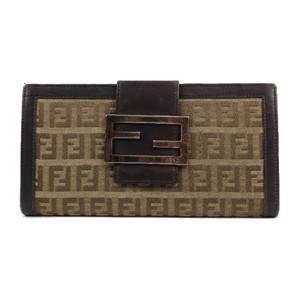 Fendi long wallet