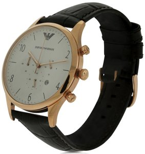 Emporio Armani Emporio Armani Rose Gold-Tone Mens Watch AR1916