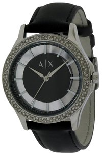 A|X Armani Exchange Armani Exchange Smart Leather Ladies Watch AX5253