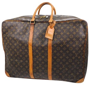 Louis Vuitton Keepall Damier Speedy Neverfull Vintage Brown Travel Bag