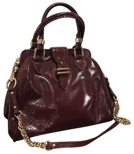 Cole Haan Satchel in Merlot
