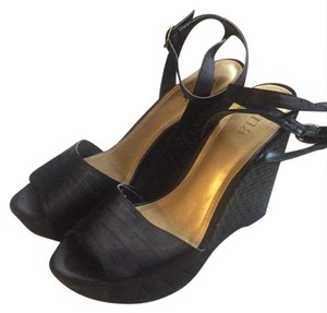 a.n.a. a new approach black. Wedges
