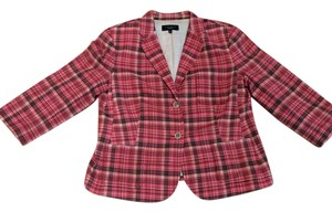 Talbots Brown and light rust Blazer