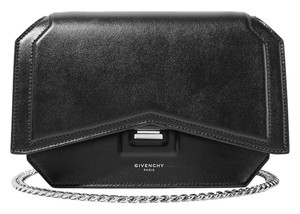 Givenchy Bow Cut Leather Bow Shoulder Bag
