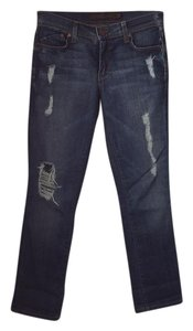Dylan George Relaxed Fit Jeans-Distressed