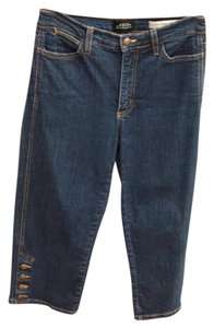 NYDJ Relaxed Fit Jeans-Medium Wash