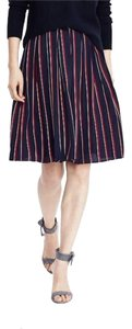 Banana Republic Skirt preppy navy