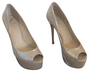 Brian Atwood grey Pumps