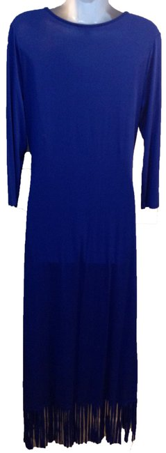 royal blue Maxi Dress by Other Image 1