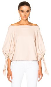 Tibi Vince Iro Tory Burch The Row Helmut Lang Top Blush Haze