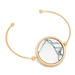 Sparkle & Whim Marble Reversible Cuff - Sparkle & Whim