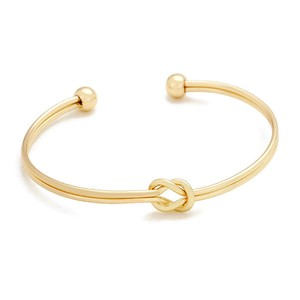 Sparkle & Whim Friendship Knot Cuff - Sparkle & Whim