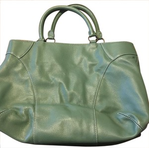 NEST Satchel in mint green