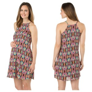 New Recruit Maternity Slip Printed Maternity Dress