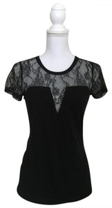Maje Top Black