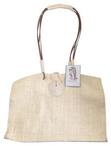 jellyfish Tote in ivory