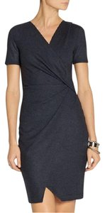 Helmut Lang short dress Blue Tory Burch Elizabeth And James Alexander Wang Tibi Equipment on Tradesy